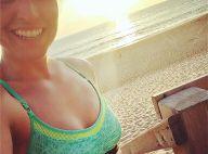 Natasha St-Pier : La chanteuse dévoile son corps après grossesse