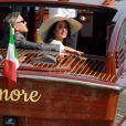 George Clooney et Amal Alamuddin ont célébré en septembre 2014 leur mariage à Venise, au palace Aman Canal Grande.