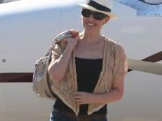 REPORTAGE PHOTOS : Kylie Minogue, en mode détente...