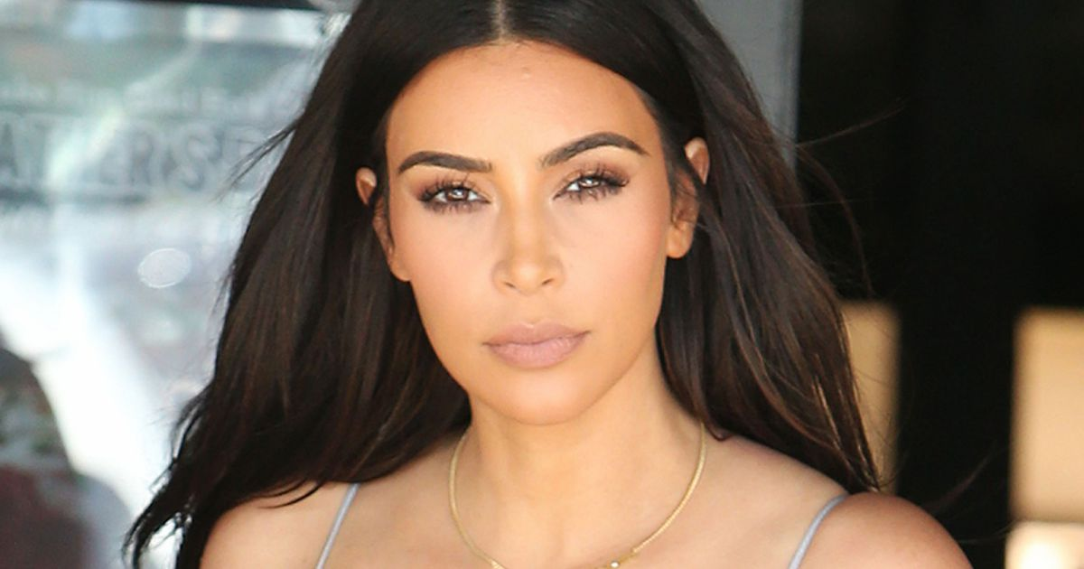 Kim kardashian le plus beau visage du monde ce n 39 est pas elle purepeople - Le plus beau coup franc du monde ...