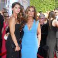 """Maria Shriver et sa fille Katherine Schwarzenegger arrivant à la cérémonie des """"Creative Arts Emmy Awards 2014"""" à Los Angeles, le 16 août 2014."""
