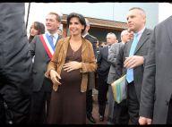 REPORTAGE PHOTOS : Rachida Dati se met au... chocolat en attendant bébé !