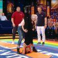 """Fabienne Carat dans """"Vendredi tout est permis"""", vendredi 22 juillet 2016, sur TF1"""