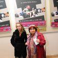 Agnès Varda et Rosalie Varda-Demy