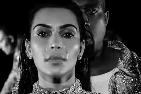 Kanye West et Kim Kardashian en larmes face à Kylie et Kendall Jenner