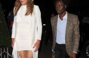 Caitlyn Jenner en charmante compagnie lors d'un séjour à Londres