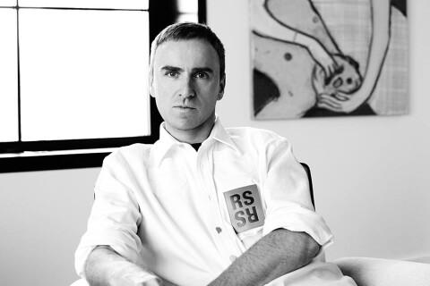Raf Simons : Officiellement intronisé chez Calvin Klein