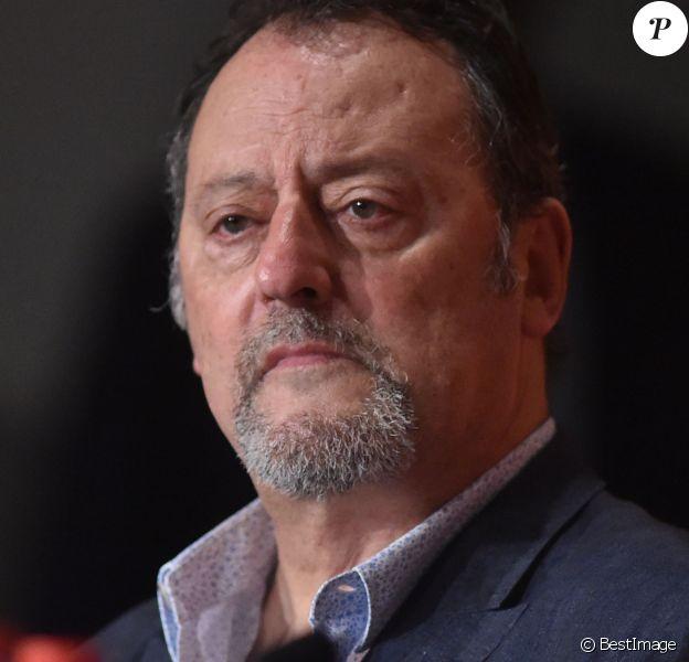 """Jean Reno - Conférence de presse du film """"The Last Face"""" lors du 69ème Festival International du Film de Cannes. Le 20 mai 2016."""