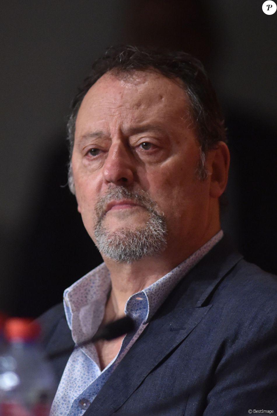 """Jean Reno - Conférence de presse du film """"The Last Face"""" lors du 69ème"""