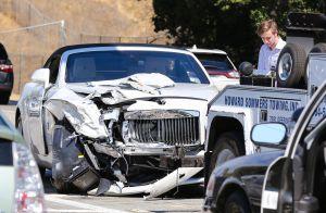 Kris Jenner : La momager des Kardashian victime d'un grave accident de la route