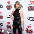 Taylor Swift à la soirée des iHeartRadio Music Awards à Inglewood, le 3 avril 2016.
