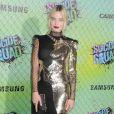 """Margot Robbie à la première du film """"Suicide Squad"""" à New York. Le 1er août 2016"""