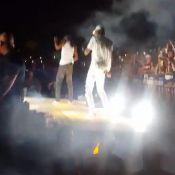 Snoop Dogg et Wiz Khalifa : Une tribune s'effondre en concert, 42 blessés !