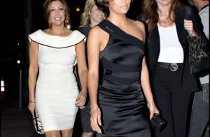REPORTAGE PHOTOS : Eva Longoria, Victoria Beckham et Heidi Klum se font très belles pour faire la fête en célibataires ! Wahou !