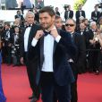 "Christophe Beaugrand - Montée des marches du film ""The Last Face"" lors du 69ème Festival International du Film de Cannes. Le 20 mai 2016. © Olivier Borde-Cyril Moreau/Bestimage"