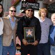 Daniela Ruah, Chris O'Donnell, Eric Christian Olsen et LL Cool J à Los Angeles. Le 21 janvier 2016.