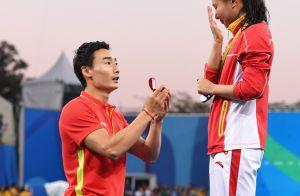 Rio 2016 : Une nouvelle demande en mariage pour une médaillée