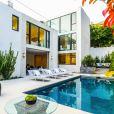 Photo de la villa de Kendall Jenner située à Hollywood Hills, à Los Angeles. Le top a acquis cette propriété en juin 2016 pour la somme de 6,9 millions de dollars.