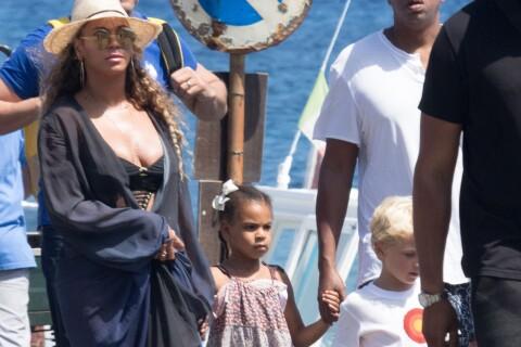 Beyoncé, Jay Z et Blue Ivy : Vacances en famille en Sicile