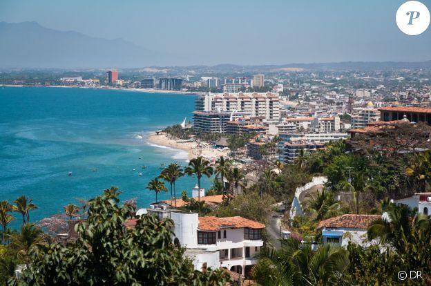 Puerto Vallarta au Mexique, une destination balnéaire appréciée de Kim Kardashian et Kanye West...