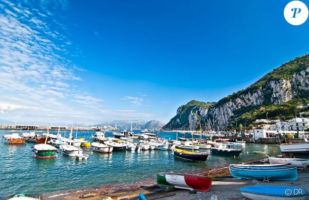 Capri, le romantisme intemporel et tout le charme de la Méditerranée. Mariah Carey peut en témoigner.