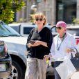 Exclusif - Shannen Doherty et sa mère Rosa à Malibu, le 26 juillet 2016