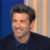 Patrick Dempsey : Son lapsus coquin en promo pour Bridget Jones 3...