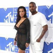 Kanye West : Épique face à son ex Amber Rose et Kim Kardashian presque nue