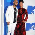 Swizz Beatz and Alicia Keys arriving at the MTV Video Music Awards at Madison Square Garden in New York City, NY, USA, on August 28, 2016. Photo by ABACAPRESS.COM29/08/2016 - New York City