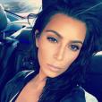 Kim Kardashian sur Snapchat le 30 août 2016