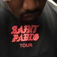 Kanye West sur Snapchat le 30 août 2016