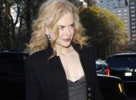 REPORTAGE PHOTOS : Nicole Kidman et Hugh Jackman... seuls à New York!