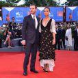 Michael Fassbender et sa compagne Alicia Vikander présentent Une vie entre deux océans au 73ème Festival du Film de Venise. Italie, le 1er septembre 2016