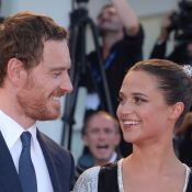 Michael Fassbender, so in love d'Alicia Vikander, ne peut cacher ses sentiments