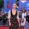 Alicia Vikanderprésente Une vie entre deux océans au 73ème Festival du Film de Venise. Italie, le 1er septembre 2016