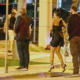 Rihanna et Drake ont passé la soirée au E11EVEN nightclub à Miami, le 31 août 2016.