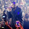 Drake lors de son concert au E11EVEN à Miami le 31 août 2016