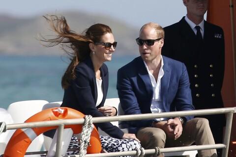 Kate et William aux Îles Scilly : Une journée qui finit mieux qu'elle a commencé