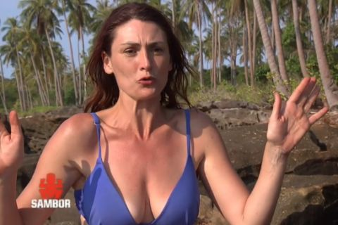 Koh-Lanta, L'île au trésor : Le plat de Julie fait le buzz et c'est très drôle !