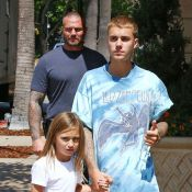Justin Bieber gâte sa soeur, sa chérie Sofia profite de son papa Lionel Richie