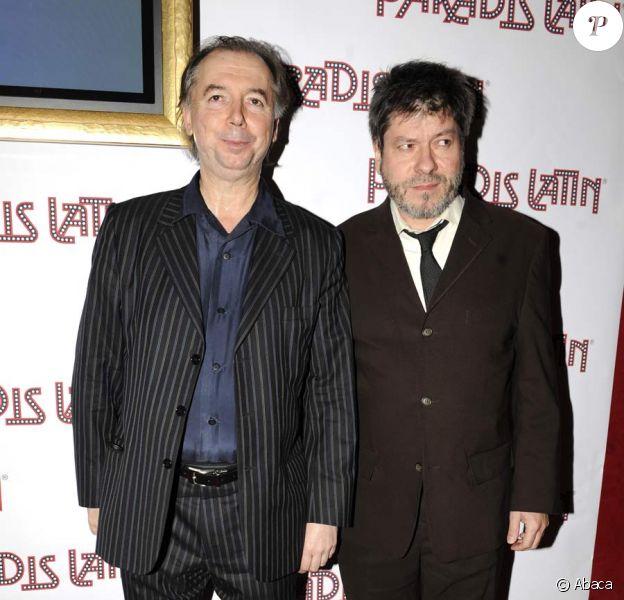 Philippe Chevallier et Régis Laspalès