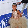 Blue Ivy Carter (la fille de Beyonce Knowles) aux MTV Video Music Awards 2016 à New York, le 28 août 2016