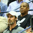 Jay Z et Beyonce au stade Arthur Ashe le 1er septembre 2016