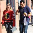 Lionel Richie et sa fille Sofia Richie passent la journée ensemble à Beverly Hills le 2 septembre 2016.
