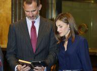 Letizia d'Espagne : Rentrée glamour au côté de Felipe, avec un air de 2015...