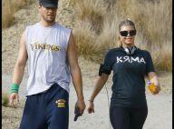 REPORTAGE PHOTOS : Fergie et Josh Duhamel, un couple qui... transpire d'amour !