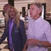 Britney Spears : Vol de sac et caprices au centre commercial...