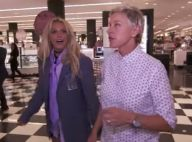 Britney Spears : Vol de sac et caprices au centre commercial...