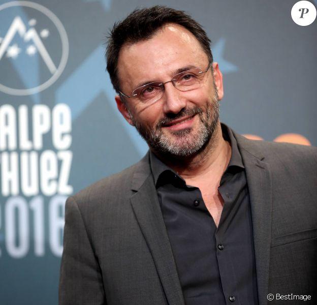 Frédéric Lopez - 19e Festival International du film de Comédie de l'Alpe d'Huez le 14 Janvier 2016. © Dominique Jacovides/Bestimage