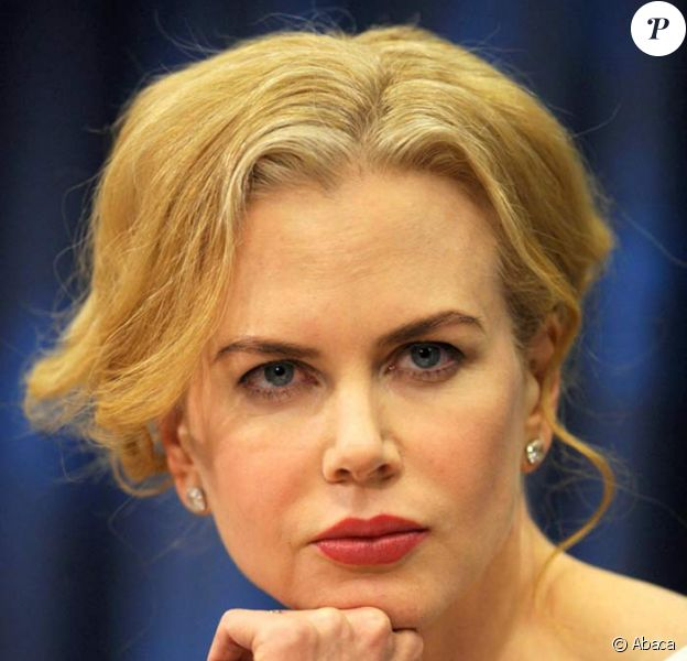 Nicole Kidman aux Nations Unies